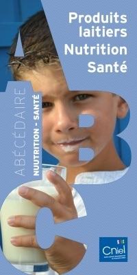 Couverture de l'abécédaire Nutrition - Santé